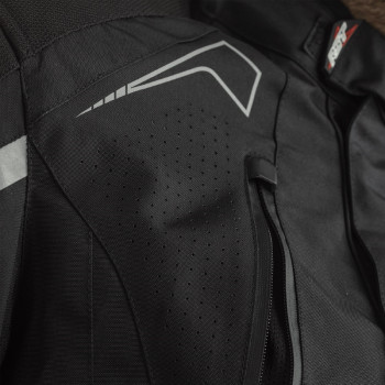 фото 3 Мотокуртки Мотокуртка RST Rallye CE Textile Jacket Black 56