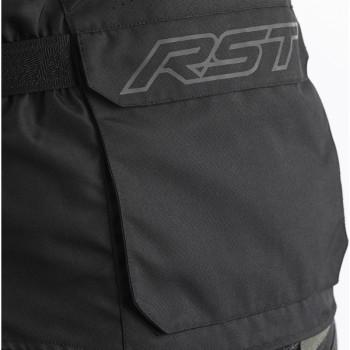 фото 5 Мотокуртки Мотокуртка RST Rallye CE Textile Jacket Black 56