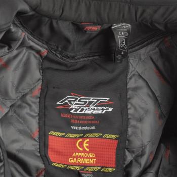 фото 6 Мотокуртки Мотокуртка RST Rallye CE Textile Jacket Black 56