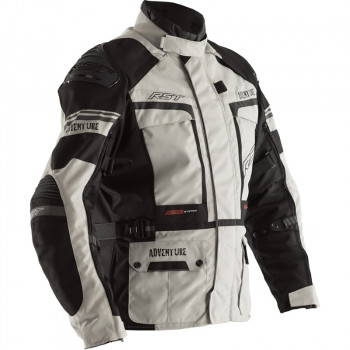 фото 1 Мотокуртки Мотокуртка RST Pro Series Adventure 3 CE Textile Jacket Silver-Black 50