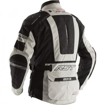 фото 2 Мотокуртки Мотокуртка RST Pro Series Adventure 3 CE Textile Jacket Silver-Black 50