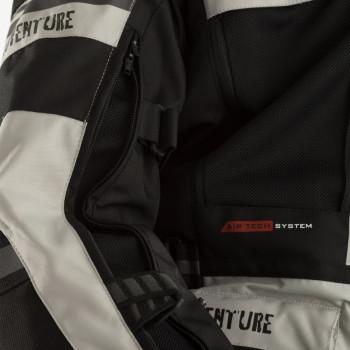 фото 3 Мотокуртки Мотокуртка RST Pro Series Adventure 3 CE Textile Jacket Silver-Black 50