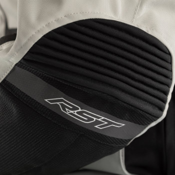 фото 4 Мотокуртки Мотокуртка RST Pro Series Adventure 3 CE Textile Jacket Silver-Black 56