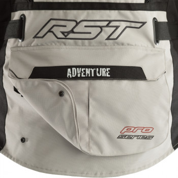 фото 7 Мотокуртки Мотокуртка RST Pro Series Adventure 3 CE Textile Jacket Silver-Black 56