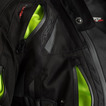 фото 4 Мотокуртки Мотокуртка женская RST Pro Series Paragon 5 CE Ladies Textile Jacket Black 16