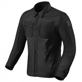 фото 1 Повседневная одежда и обувь Рубашка REVIT Tracer Air Black M