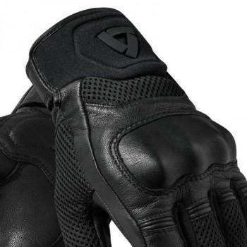 фото 4 Мотоперчатки Мотоперчатки REVIT Arch Black 3XL