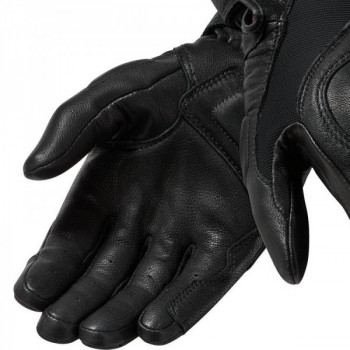 фото 2 Мотоперчатки Мотоперчатки REVIT Titan Black-White 3XL