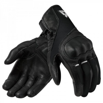 фото 1 Мотоперчатки Мотоперчатки REVIT Titan Black-White 3XL