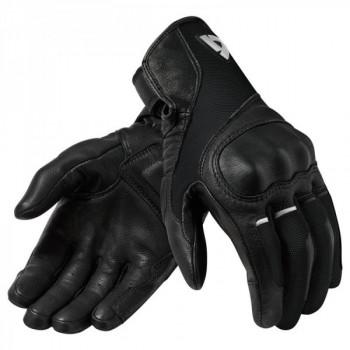 фото 1 Мотоперчатки Мотоперчатки REVIT Titan Black-White 4XL
