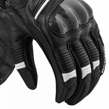 фото 4 Мотоперчатки Мотоперчатки REVIT Xena 2 Ladies Кожа Black-White S