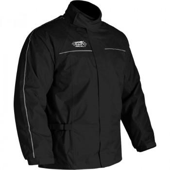 фото 2 Дождевики  Дождевая мотокуртка Oxford Rainseal Over Jacket Black 5XL