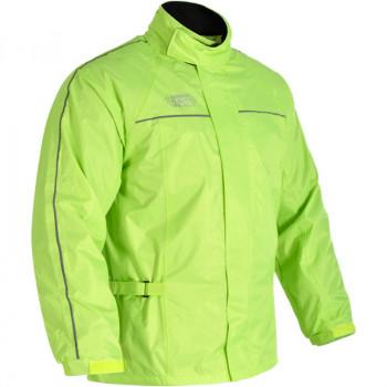 фото 2 Дождевики  Дождевая мотокуртка Oxford Rainseal Over Jacket Fluo 4XL
