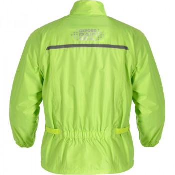 фото 3 Дождевики  Дождевая мотокуртка Oxford Rainseal Over Jacket Fluo 4XL