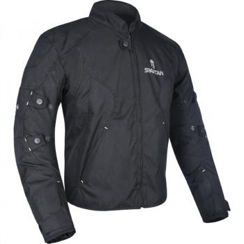 фото 1 Мотокуртки Мотокуртка Oxford Spartan Short Jacket All Black 3XL