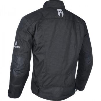 фото 2 Мотокуртки Мотокуртка Oxford Spartan Short Jacket All Black 3XL