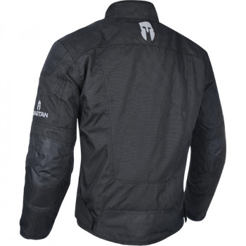 фото 2 Мотокуртки Мотокуртка Oxford Spartan Short Jacket All Black S