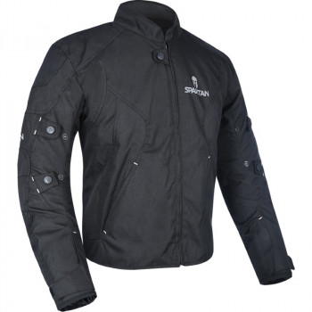 фото 1 Мотокуртки Мотокуртка Oxford Spartan Short Jacket All Black XL