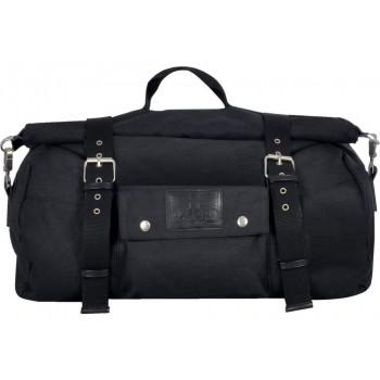 фото 1 Мотокофры, мотосумки  Мотосумка на хвост Oxford Heritage Roll Bag Black 20L