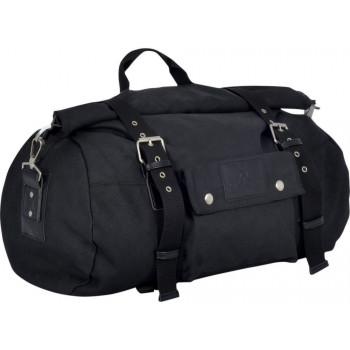 фото 2 Мотокофры, мотосумки  Мотосумка на хвост Oxford Heritage Roll Bag Black 20L
