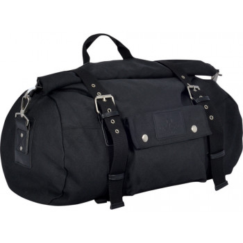 фото 2 Мотокофры, мотосумки  Мотосумка на хвост Oxford Heritage Roll Bag Black 30L