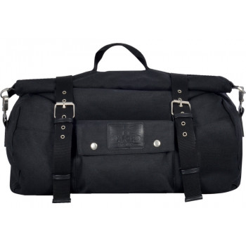 фото 1 Мотокофры, мотосумки  Мотосумка на хвост Oxford Heritage Roll Bag Black 50L