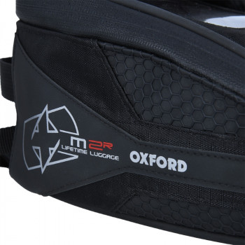 фото 4 Мотокофры, мотосумки  Мотосумка на бак Oxford M2R Mini Tank Bag Black
