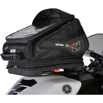 фото 1 Мотокофры, мотосумки  Мотосумка на бак Oxford Q30R QR Tank Bag Black