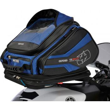 фото 1 Мотокофры, мотосумки  Мотосумка на бак Oxford Q30R QR Tank Bag Blue