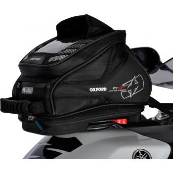 фото 1 Мотокофры, мотосумки  Мотосумка на бак Oxford Q4R Tank Bag Black