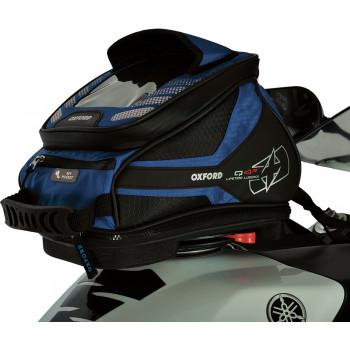 фото 1 Мотокофры, мотосумки  Мотосумка на бак Oxford Q4R Tank Bag Blue