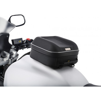фото 2 Мотокофры, мотосумки  Мотосумка на бак Oxford S-Series M4s Tank Bag Black