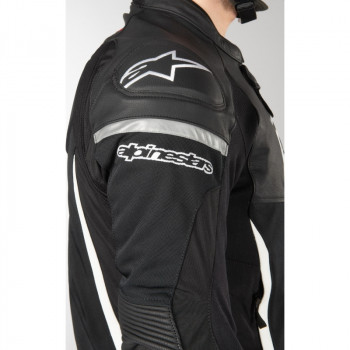 фото 4 Мотокуртки Мотокуртка Alpinestars SP-X Air Black-White 58