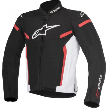 фото 1 Мотокуртки Мотокуртка Alpinestars T-GP Plus R V2 Air Black-White-Red M
