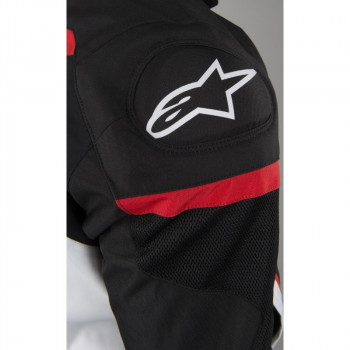 фото 3 Мотокуртки Мотокуртка Alpinestars T-GP Plus R V2 Air Black-White-Red M