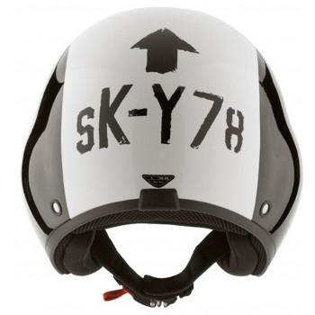 фото 5 Мотошлемы Мотошлем AGV DIESEL HI-JACK SK-Y 78 Black-White XS