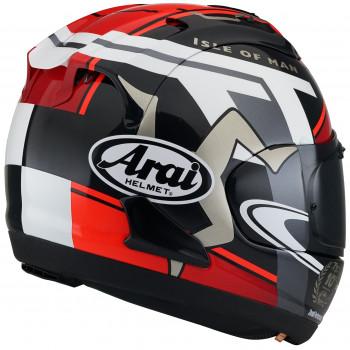 фото 2 Мотошлемы Мотошлем Arai RX-7V Isle of Man TT 2018 Limited Edition Red-Black L