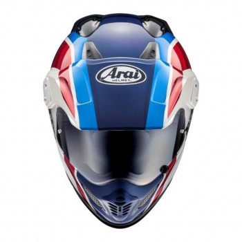 фото 4 Мотошлемы Мотошлем Arai Tour-X4 Honda African Twin 2018 White-Blue-Red S