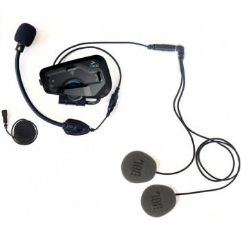 фото 3 Мотогарнитуры и переговорные устройства Мотогарнитура Cardo Scala Rider Freecom 4+ JBL Single