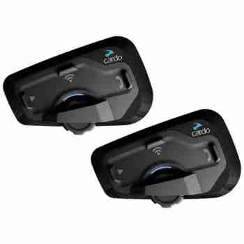 фото 1 Мотогарнитуры и переговорные устройства Мотогарнитура Cardo Scala Rider Freecom 4+ JBL Dual Pack