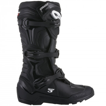 фото 3 Мотоботы Мотоботы Alpinestars Tech-3 New Black 43(9)