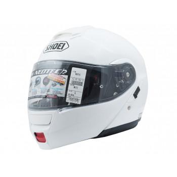 фото 1 Мотошлемы Мотошлем Shoei Neotec 2 White XS