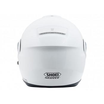 фото 3 Мотошлемы Мотошлем Shoei Neotec 2 White XS