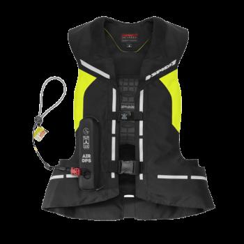 фото 1 Мотожилеты Мотожилет с подушкой безопасности Spidi Air DPS Vest  Yellow fluo L