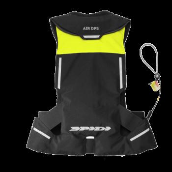 фото 2 Мотожилеты Мотожилет с подушкой безопасности Spidi Air DPS Vest  Yellow fluo L