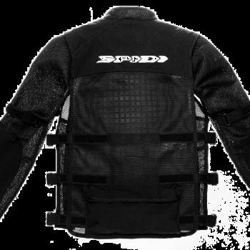 фото 2 Мотокуртки Мотокуртка Spidi Multitech Armor EVO Black  S
