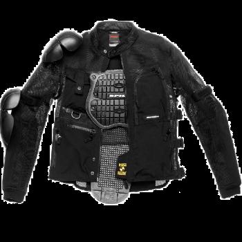 фото 1 Мотокуртки Мотокуртка Spidi Multitech Armor EVO Black  S