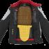 фото 4 Мотокуртки Мотокуртка Spidi Sport Warrior Tex Black-Grey M