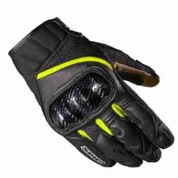 фото 1 Мотоперчатки Мотоперчатки Spidi Rebel C89 Black-Yellow L