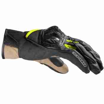 фото 2 Мотоперчатки Мотоперчатки Spidi Rebel C89 Black-Yellow L